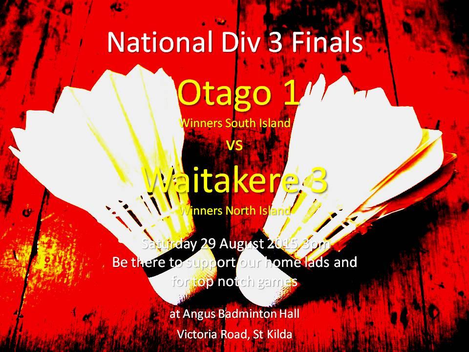2015 Div 3 Finals v21